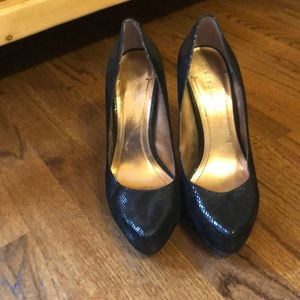 Black heels perfect for any occasion